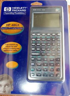PACKARD HP 48G 48GX Graphic Calculator PARTS LOT Graphing
