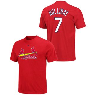 St Louis Cardinals Matt Holliday Jersey T Shirt Sz XXL 2XL