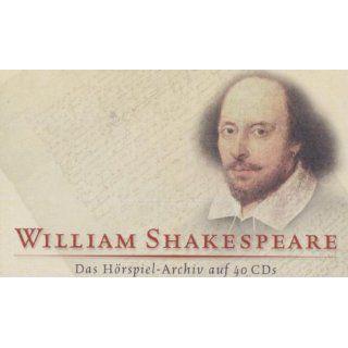 Das Hörspielarchiv auf 40 CDs. [Audiobook]: William