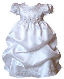 Baby Girls KID Collection New Satin Puffed Skirt