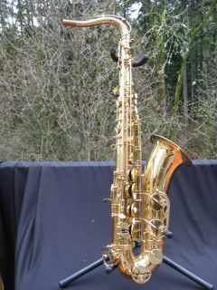 Helmke by German Engineering Model 1580 Tenor Sax Saxophone