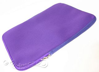 15 MacBook Laptop Sleeve Case Bag Hello Kitty Purple