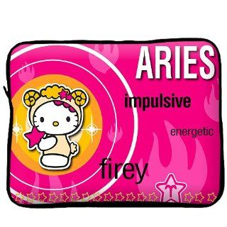 hello kitty aries Zip Sleeve Bag Soft Case Cover Ipad case