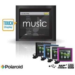 Polaroid 4gb Mp3 Player .Pink/Gray/Blue Colors.: Consumer