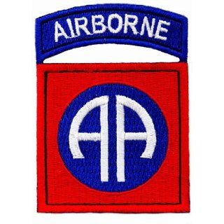 82nd Airborne SSI Embroidered Patch US Army AA All