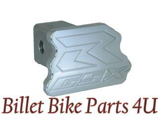 Suzuki GSXR Chrome Trailer Hitch Plug Cover