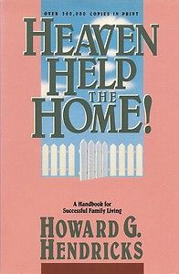 for Successful Family Living Howard Hendricks 0913367141