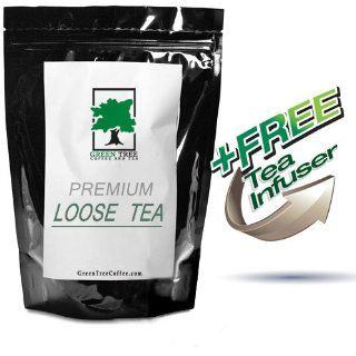 Ceylon Estate Loose Black Tea   4 oz (with FREE 1.5 Mesh Tea Infuser