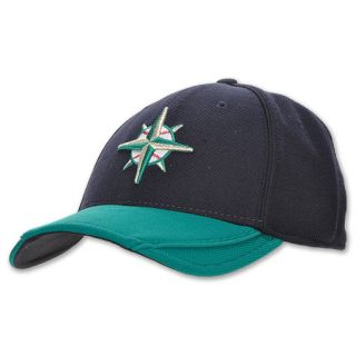 New Era Seattle Mariners Performance Headwear Batting Practice Cap