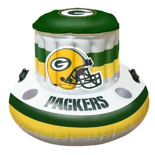BSS   Green Bay Packers NFL Beach/Pool Inflaitable