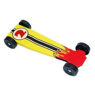 Inferno EX Extreme Speed Pinewood Derby Car Kit (Basic