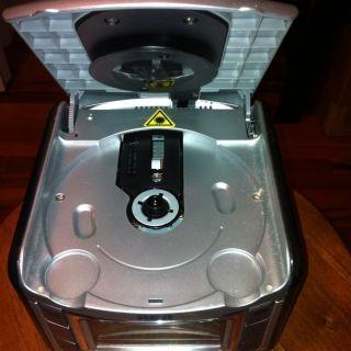 RCA Alarm Clock CD Player Radio