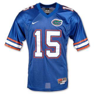 Nike Florida Gators Tim Tebow NCAA Twill Football Jersey