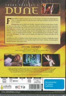Dune Frank Herbert 3 Disc Set Complete Original Series New SEALED DVDs