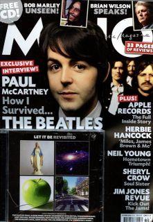 Mojo Magazine 10 10 Music Herbie Hancock Paul McCartney