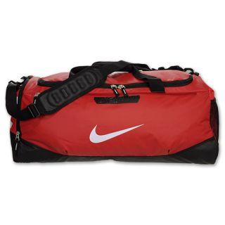 Nike Max Air Team Training Large Duffel Bag Red