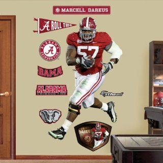 Marcell Dareus Alabama Wall Decal 46 x 77 in