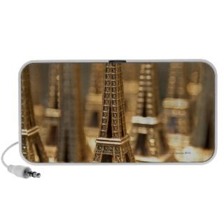 Souvenirs of Eiffel Tower Laptop Speaker