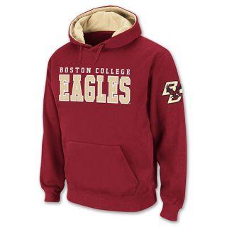 Boston College Eagles NCAA Mens Hoodie Garnet