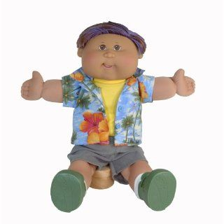 Cabbage Patch Kids Feature Doll Magic Touch   Hispanic Boy