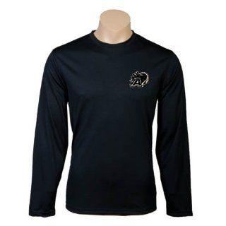 USMA Syntrel Performance Black Longsleeve Shirt Large