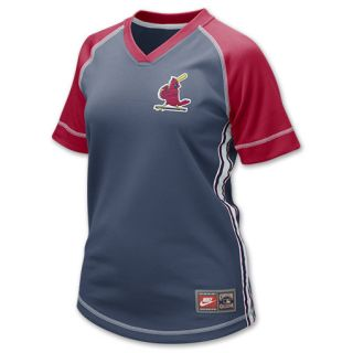 Nike St. Louis Cardinals Cooperstown Womens MLB Jersey