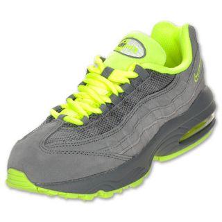 Boys Preschool Nike Air Max 95 Cool Grey/Cyber