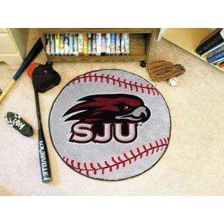 Team Logo Mats  St. Josephs University Baseball Mat