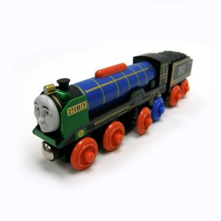 Patchwork Hiro 51 Thomas Tank Engine Wooden Train New