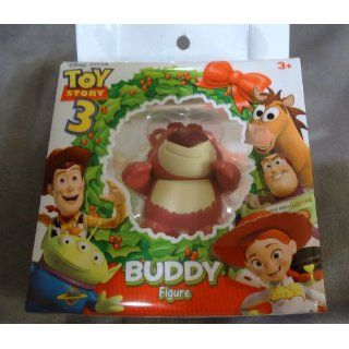 Toy Story 3 Single Figure Buddy Pack Lotso Christmas