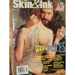 Skin & Ink Magazine Tattoo Test (November, 1997): staff: