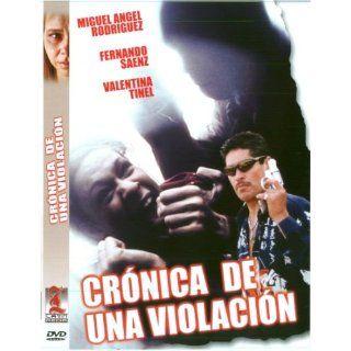 Cronica De Una Violacion Miguel Angel Rodriguez, Fernando