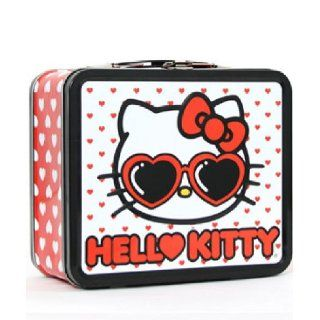 Hello Kitty Hearts Sunglasses Classic Metal Vintage Retro