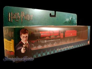 Harry Potter Hogwarts Express Die Cast Metal Train