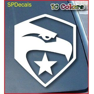 GI Joe Movie Logo Car Window Vinyl Decal Sticker 7 Tall