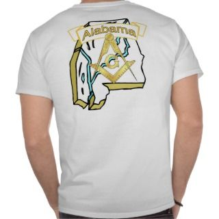 SQUARE, Prince Hall Affiliated T Shirts