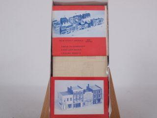 Holgate & Reynolds 602 325 HO Main Street America Building Kit