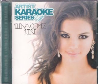 CD   SELENA GOMEZ AND THE SCENE 2011 Hollywood Records Karaoke Series