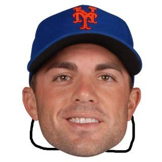 MLB New York Mets David Wright Face Mask Sports