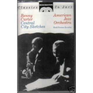The American Jazz Orchestra/Benny Carter Central City