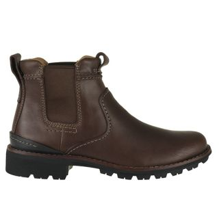 Clarks Mens Ankle Boots Holyoke Brown Leather Jodhpur 33753