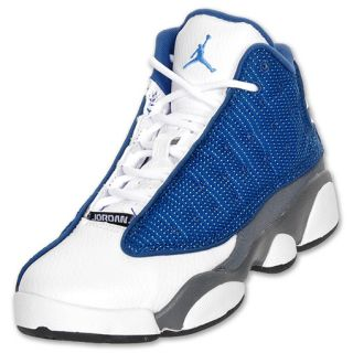 Boys Preschool Air Jordan Retro 13 French Blue