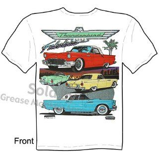 SIZE 3XL 55 56 57 Ford Classic Car T Shirts 1955 1956 1957