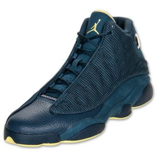 Mens Air Jordan Retro 13 Basketball Shoes Squadron