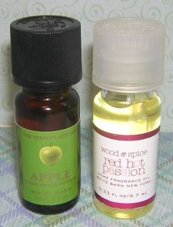 Bath Body Works Home Fragrance Oil Choose Your Scent