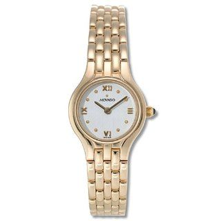 Movado Lumeti 14k Solid Gold Womens Watch   0690855 Watches