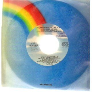 Something in the Way (You Make Me Feel) [Vinyl] Stephanie