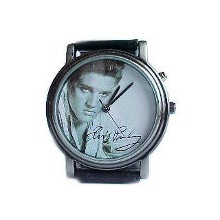 ELVIS Musical watch.Mans size Plays Cant Help Loving You.5054