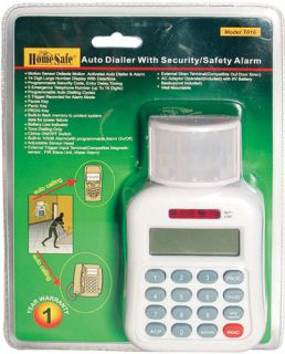 Dialer Security and Safety Alarm Home Security Motion Alarm