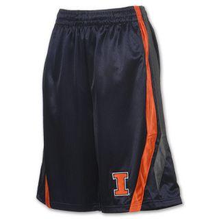 Illinois Fighting Illini Team NCAA Mens Shorts